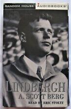Lindbergh Audio Books A. Scott Berg Read By Eric Stoltz