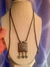 Geo-Art Cynthia Gale Handcrafted S/S .925  Pendant Hallmarked New/I Old Sock