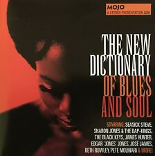 THE NEW DICTIONARY OF BLUES AND SOUL CD Various Artists Brand New Sealed