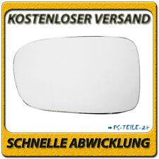 Spiegelglas für SUZUKI LIANA 2001-2007 links Fahrerseite konvex