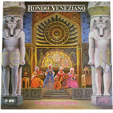 "RONDO' VENEZIANO ""ARABESQUE"" RARO LP 1987 - SIGILLATO"