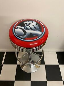 HOLDEN LION (NEW) BAR STOOL ERGONOMIC ADJUSTABLE COMFORTABLE GREAT FOR CAVE
