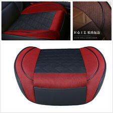 Car Front Seat Linen Protector Mat Cover Interior Accessoires For Four Seasons