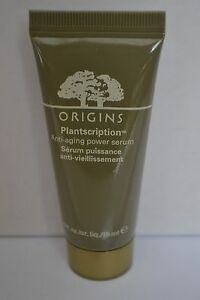 SALE! Origins Plantscription anti-ageing power serum travel size 15ml