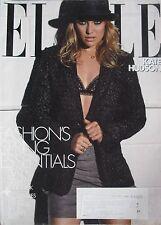 KATE HUDSON February 2009 ELLE Magazine JULIA DUNSTALL  TRISH GOFF