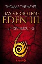 Das verbotene Eden 3 von Thomas Thiemeyer (2014, Taschenbuch), UNGELESEN