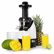 Duronic JE2 Masticating High Nutrient Fruit and Veg Cold Press Slow Juicer