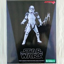 Star Wars TLJ FIRST ORDER STORMTROOPER EXECUTIONER ARTFX+ by Kotobukiya