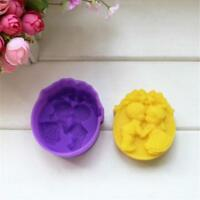 Flower Fairy Soap Silicone Mold DIY Girl And Boy Handmade Soap Making Mould DD