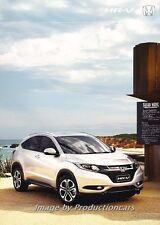 2015 Honda HR-V HRV 36-page Australia Car Sales Brochure Catalog