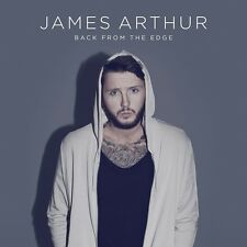 JAMES ARTHUR - BACK FROM THE EDGE DELUXE EDITION   CD NEU
