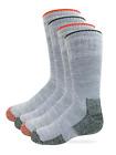 Carolina Ultimate Youth Boys Full Cushion Merino Wool Blend Boot Socks 4 Pair