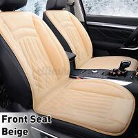 1PCS 12V Car Heated Seat Covers Auto Heating Cushions Warmer Universal Winter
