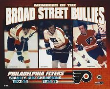 BROAD STREET BULLIES 8X10 PHOTO HOCKEY PHILADELPHIA FLYERS NHL PICTURE