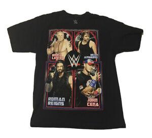 John Cena T Shirt Official WWE Authentic Wear Size Youth XXL Cenation Wrestling