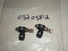 (LOT OF 2) LEGRIS 03205812 FRACTIONAL SERIES FLOW CONTROL VALVE NEW