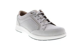 Clarks Un Trail Form 26148550 Mens Gray Nubuck Lifestyle Sneakers Shoes