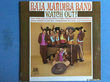 Baja Marimba Band ~ Watch Out ~ A&M LP 118 ~ EX Original MONO LP