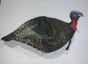Avian-X  by Zink Calls LCD 1/4 Strut Jake Turkey Decoy Collapsible