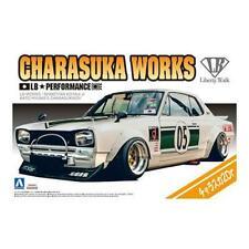 Aoshima 1/24 Nissan Skyline Charasuka Works LB-Performance Liberty Walk 05757