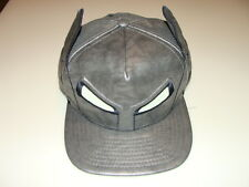 New Era Cap Hat Character Armor Batman vs Superman Helmet Glow Fitted XGY 7 1/2