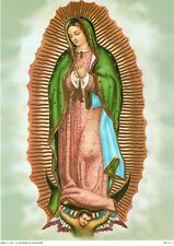 Catholic Print Picture OUR LADY OF GUADALUPE Virgin Mary ready to frame