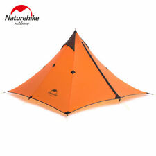 Naturehike Backpacking Tent 1 person Lightweight Pyramid Camping Hiking Tent