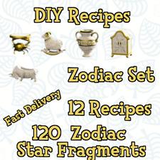 🌟 Zodiac Celeste 🌟 DIY + Item  Star Fragments Celeste New Horizons