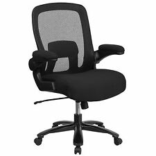"Big and Tall Office Chairs - ""Achilles"" 500 lb. Capacity Office Chair"