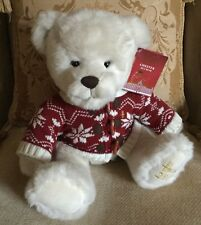 """Harrods 2012 'Chester"""" Bear Large 13"""" Sitting New With Tags Rare"""