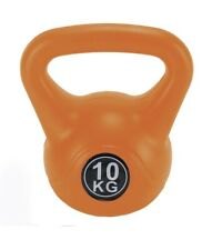 Opti Vinyl Kettlebell Orange 10kg