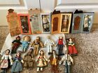 Hallmark Cloth Doll 1979 Famous Americans Series #1 Set of 16!