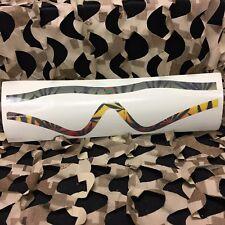 New Km Paintball Goggle Mask Wrap - Profit Lens - 420
