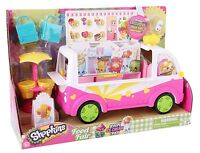 Shopkins Scoops Ice Cream Truck Play Set Educational Toy Game Kids 3+ Years