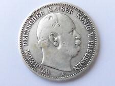 L661    PREUSSEN 2,- Mark 1876 A