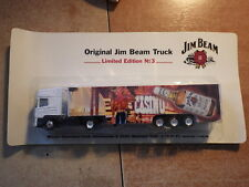 CAMION / TRUCK / LKW  JIM BEAM BOURBON NEW in box