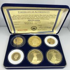 NATIONAL COLLECTOR'S MINT SET OF 6 COINS~AUTHENTICITY~UNCIRCULATED~
