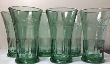 Libby Classic Coca Cola Glasses 16 Oz Fountain Coke Glasses 6 New