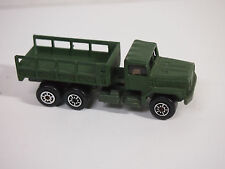 2001 MAISTO GI JOE US ARMY GREEN M-923 BIG FOOT WITHOUT COVER