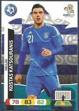 PANINI EURO 2012-ADRENALYN XL-HELLAS-GREECE-KOSTAS KATSOURANIS