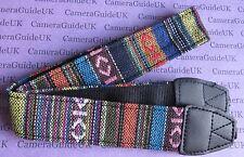 Camera Shoulder Strap Neck Vintage Straps For DSLR Nikon Canon Sony Panasonic(1)