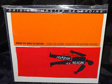 Duke Ellington Anatomy Of A Murder SEALED USA 1995 MFSL 200 GRAM LP #2105
