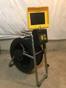 Sewer Pipe Inspection Camera Storm Sewer Recordable Drain Vivax Metrotech