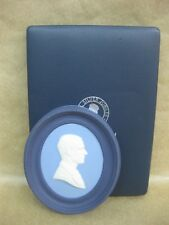 Wedgwood Jasperware Prince Philip Cameo Portrait Plaque ~ Boxed ~ Ltd. Ed.
