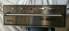 "Viking Model VEWD103SS 30"" Warming Drawer in Stainless Steel"