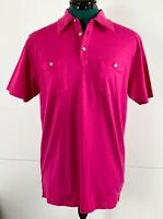 G/Fore Blossom Pockets Golf Polo Shirt Outdoors Sport BNWT Size M