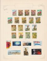 south african 1977 stamps page ref 17912
