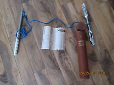 Vintage Dynamic Classics Isometric Golf Club Swing Training Aid Exerciser & Case