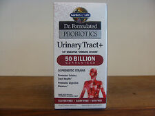 Garden Of Life Dr. Formulated Probiotics Urinary Tract + 60 Capsules