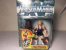 WWF WWE Action Figure Jakks NIB - Wrestlemania XV Fully Loaded AL SNOW w/ HEAD
